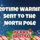 Will Santa Get a Ticket? 3