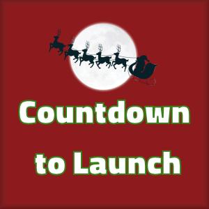 Countdown to Santa's Launch
