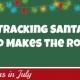 Tracking Santa Video