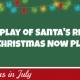 Track Santa Again