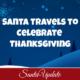Santa Travels