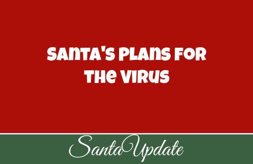 Santa, the North Pole, and the Virus