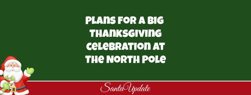 Big Thanksgiving Celebration