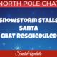 Santa Chat Rescheduled