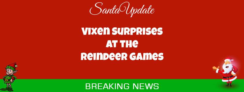 Snowy Reindeer Games