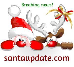 Santa Update - Breaking News