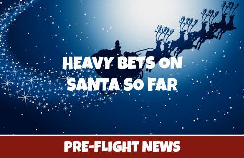 Betting on Santa