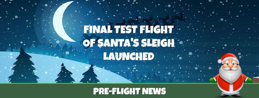 Final Test Flight
