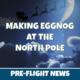 Making Eggnog