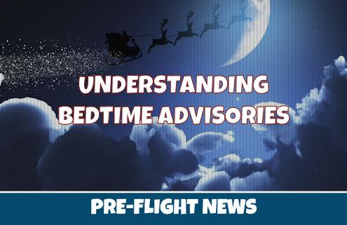 Bedtime Advisories