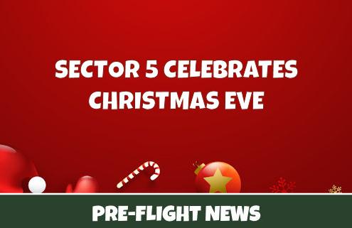 Sector 5 Christmas Eve