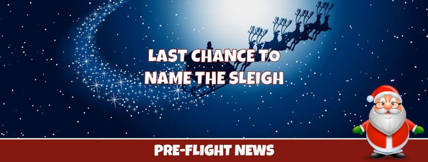 Name the Sleigh