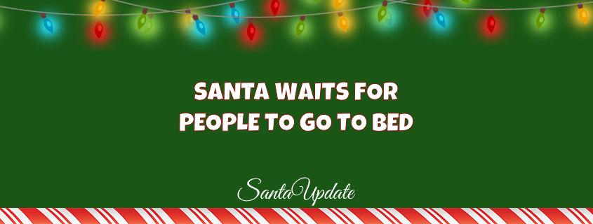 Santa Using a Nocturnalometer 1