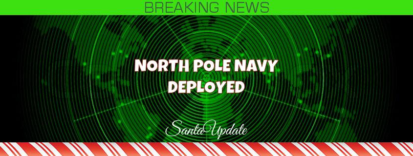 Santa Deploys the North Pole Navy 1