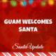 Santa in Guam 3