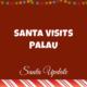 Palau Has A Merry Christmas 2