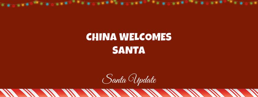 China Confirms Santa is There 1