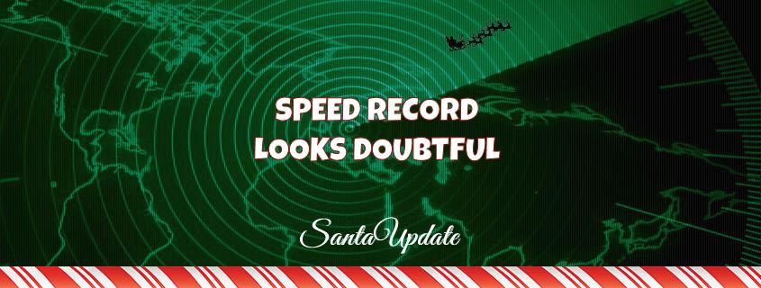 Reports of Santa in Irktusk 1