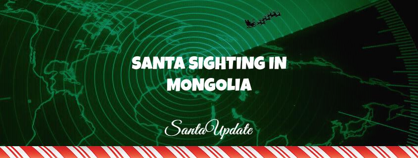 Mongolia Reports 1
