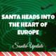 Europe Welcomes Santa 2