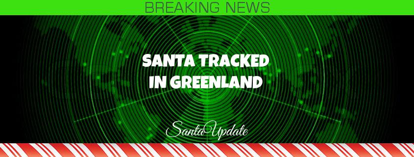 Greenland Welcomes Santa 1