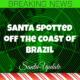 South America Spots Santa 2