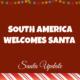 Santa is in Brazil 2