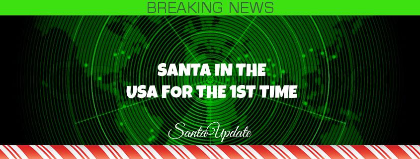 Santa in the USA 1
