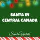 Santa in Central Canada 2