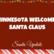 Minnesota Welcomes Santa 2