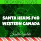 Santa Heads for Western Canada 3