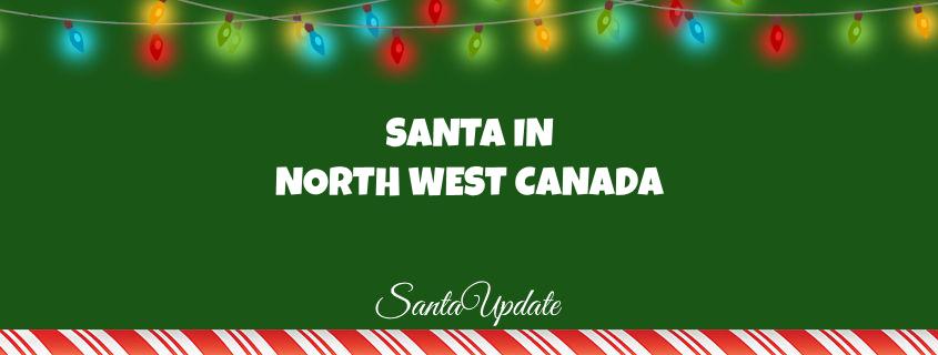 Santa Still in Canada 1