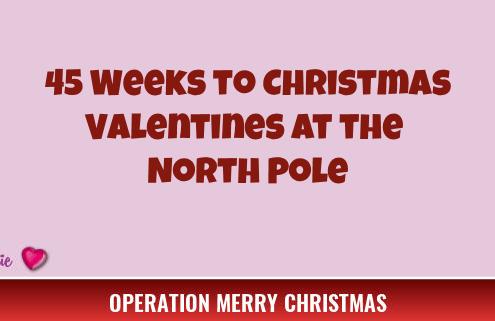 45 Weeks Until Christmas