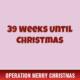 39 Weeks Until Christmas 1