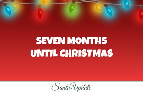 Seven Months Until Christmas