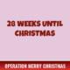 28 Weeks Until Christmas