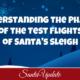 Test Flights of Santa's Sleigh