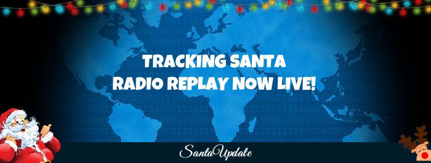 Tracking Santa Radio Replay 1