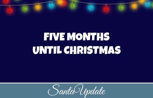 Five Months Until Christmas 3