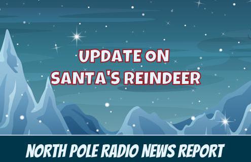 Update on Santa's Reindeer 2