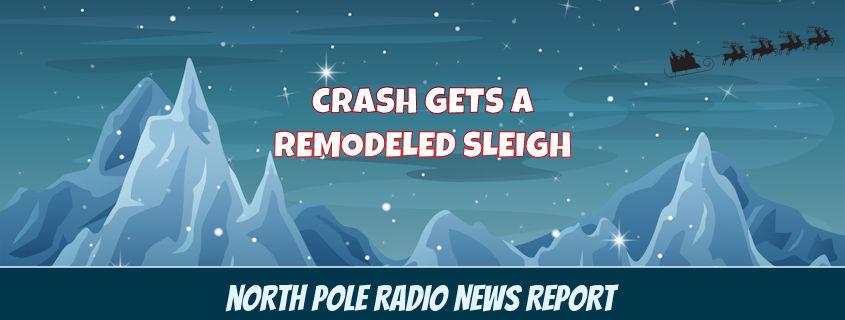 Sleigh Upgrade for Elf Crash 1