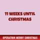 11 Weeks Until Christmas 3