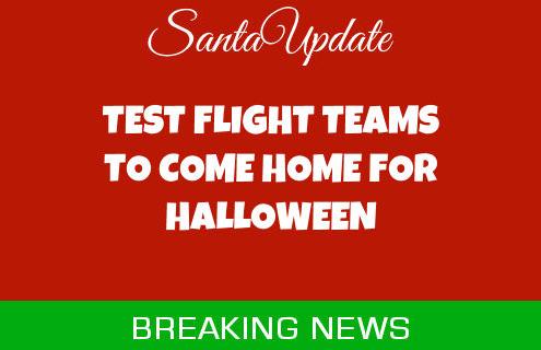 Test Flight Break for Halloween 1